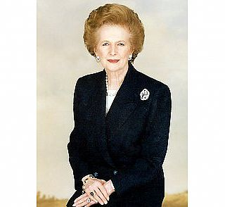 נולדה מרגרט תאצר, Margaret Thatcher