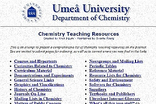 Chemistry Teaching Resources (הגדל)