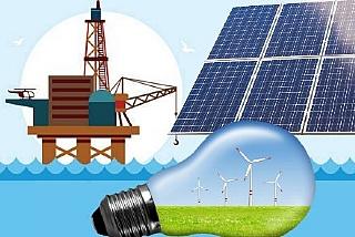 מקורות אנרגיה מתחדשים וגז טבעי